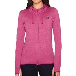 The North Face Fave Lite Full Zip Hoodie - Women's